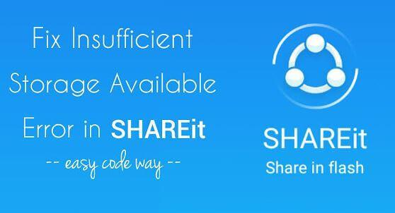 SHAREit v5.1.8